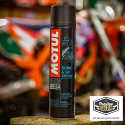Motul Shine & Go E10 400ml