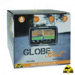 GPS Globe Street - étanche...